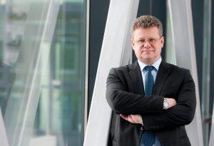 """UAB """"Thermo Fisher Scientific Baltics"""" generalinis direktorius, Baltijos regiono viceprezidentas Algimantas Markauskas"""