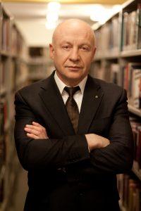Lietuvos nacionalinės Martyno Mažvydo generalinis direktorius prof. dr. Renaldas Gudauskas